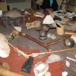Talleres familiares de arqueología