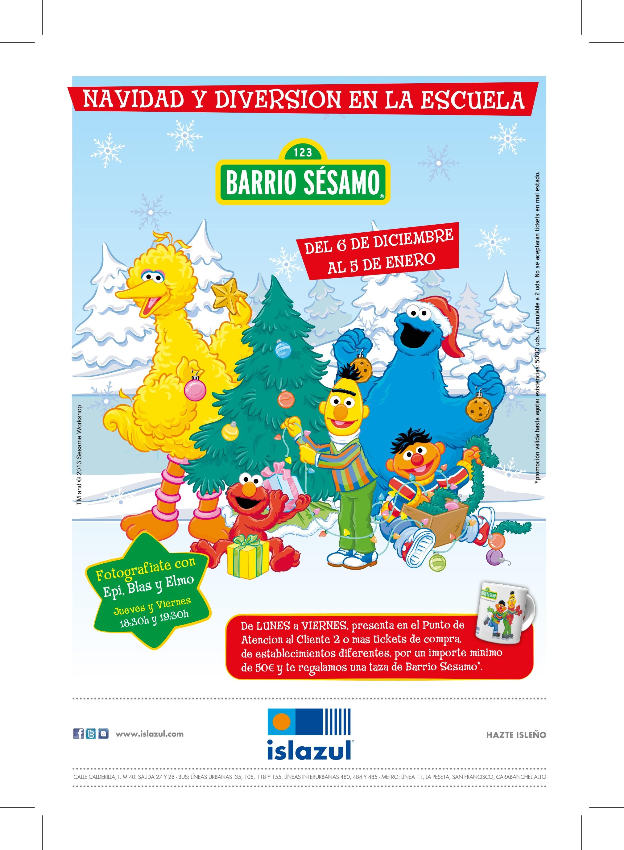 Agenda navideña de Colorea Madrid. Del 20 de diciembre de 2103 al 9 ...