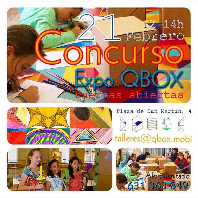 Concurso Dibujo Qbox