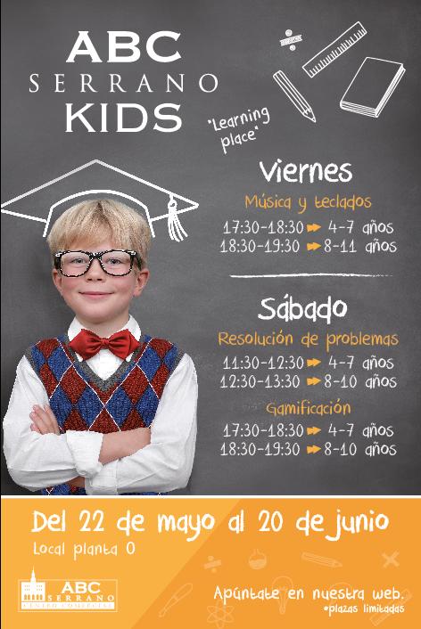 ABC Serrano Kids
