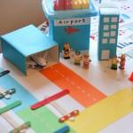 Aeropuerto juguete