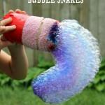 Serpiente burbujas
