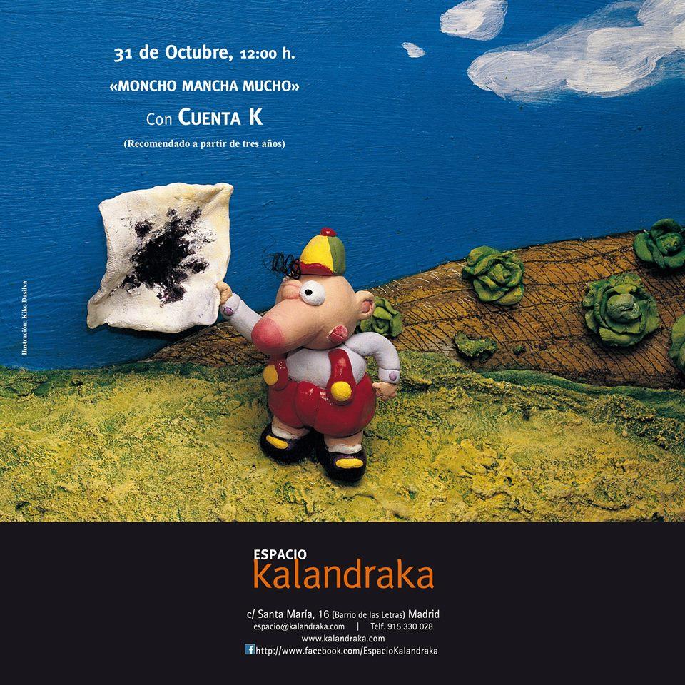 Kalandraka 31 de octubre